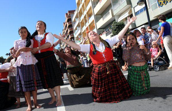 Festas de São Pedro terminaram com Cortejo do Mar a reviver tradições e costumes poveiros