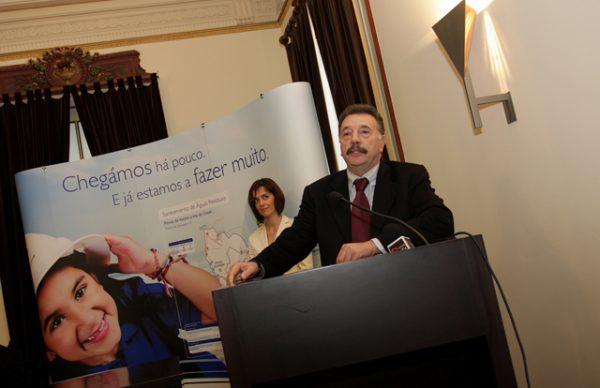 ETAR do Ave em 2010 – contrato assinado hoje na Póvoa de Varzim