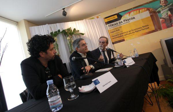 João Paulo Borges Coelho e João Paulo Cuenca apresentam as suas obras