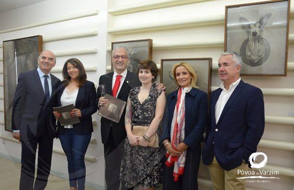 """""""Do estranho"""" é a nova exposição de pintura patente na Galeria Ortopóvoa"""