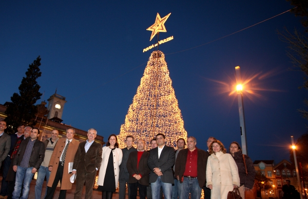 Feliz Natal Póvoa de Varzim 2013