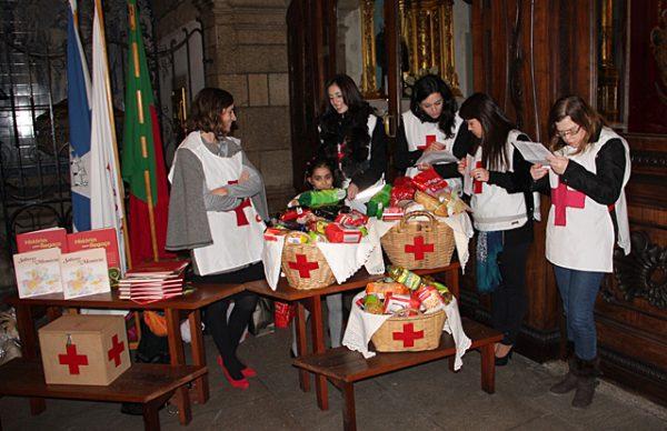 Igreja Matriz encheu-se para concerto solidário