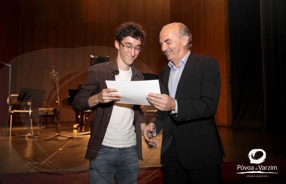 Final do 7º Concurso Internacional de Composição da Póvoa de Varzim