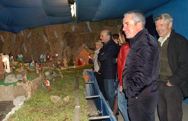 Os Presépios tradicionais da Póvoa de Varzim a viver Festas Felizes!