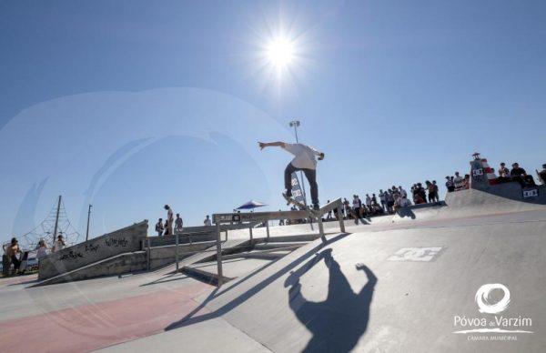 Skate Parque da Póvoa de Varzim em destaque no Expresso