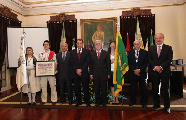 Celebração da cidade com homenagem à cidadania dos Poveiros e das suas organizações