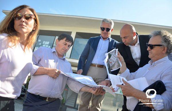 Presidente da Câmara visita Beiriz e sublinha a urgência de dinamizar a freguesia
