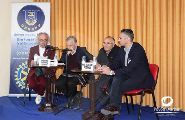 O inventário do Sal, de José Alberto Postiga foi apresentado na Universidade Sénior