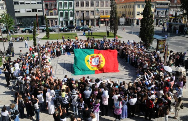 Viva a República! – quase 100 anos depois, a Festa da Implantação da República voltou à Póvoa