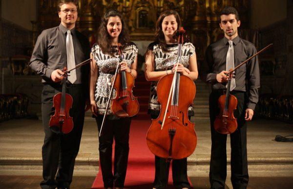 Quarteto Verazin e Daniel Cunha actuam esta semana, no FIMPV