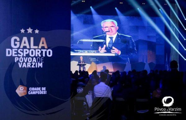 """""""A Póvoa é Desporto!"""" 5ª Gala do Desporto atinge recorde de distinções e de participação"""