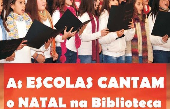"""""""As Escolas cantam o Natal"""", no Diana Bar"""