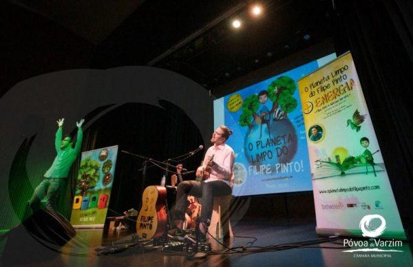 """""""O Planeta Limpo do Filipe Pinto"""""""