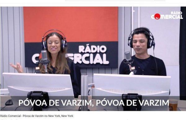 """""""Póvoa de Varzim, Póvoa de Varzim"""" nas Manhãs da Comercial"""