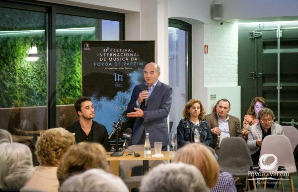 41º FIMPV apresentado ao som do piano de Raúl da Costa