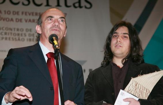 46 obras concorrentes ao Prémio Literário Correntes d'Escritas / Papelaria Locus