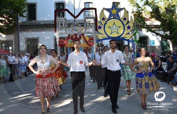 Ação promocional das Festas da Cidade na Régua