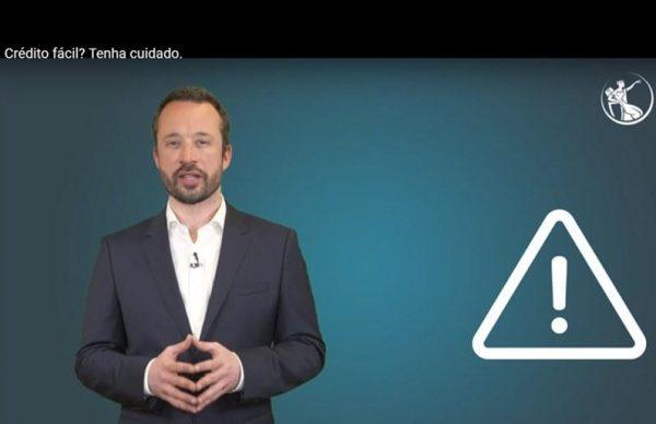 Alerta do Banco de Portugal sobre a concessão de crédito fácil por entidades não autorizadas