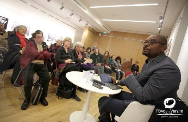 António Quino refletiu sobre a evolução da literatura angolana
