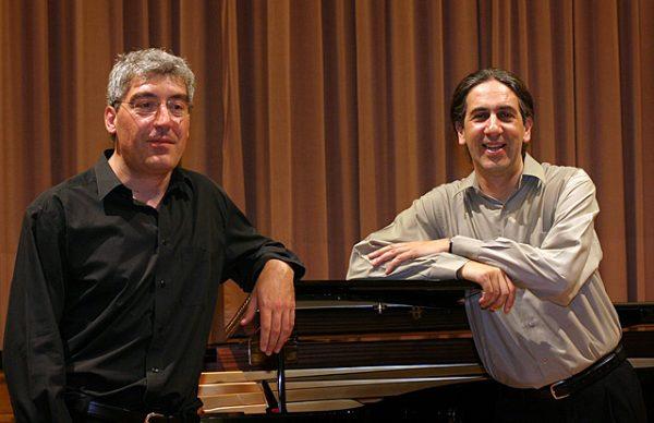 Barítono António Salgado e o pianista Ángel González juntos no concerto de dia 30 do Festival Internacional de Música