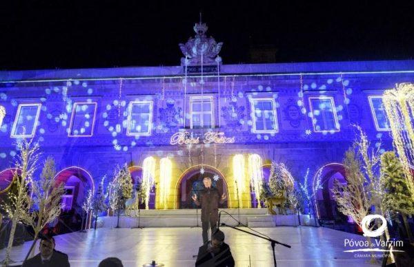Arrancou um Natal de sonho e fantasia na Póvoa de Varzim