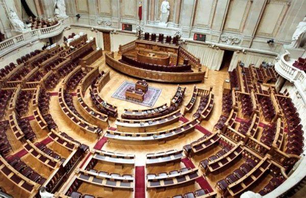 Assembleia da República atribui Voto de Louvor ao Correntes d'Escritas