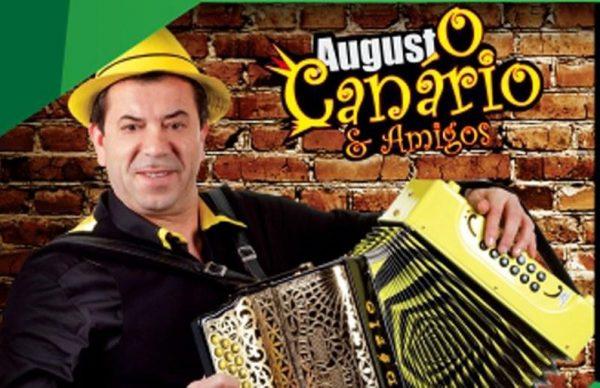 Augusto Canário & Amigos no arranque d'Os dias no Parque