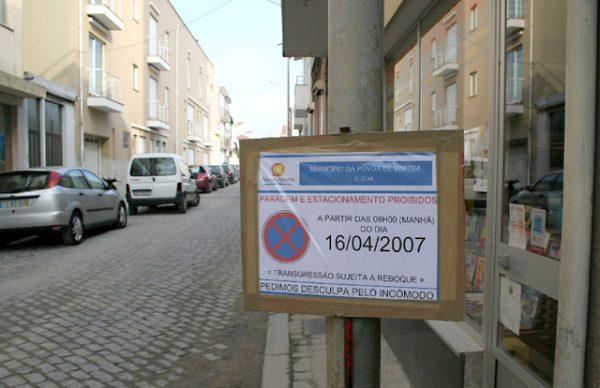 Obra da Avenida Mousinho – nova alteração de trânsito a partir do dia 16