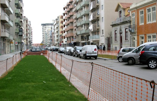Avenida Mousinho – a consolidação da obra