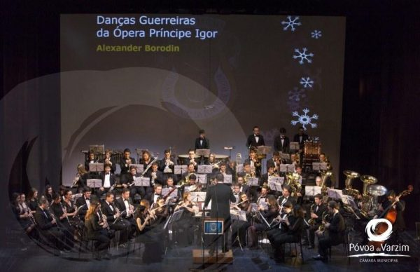 Banda Musical deu Concerto de Gala