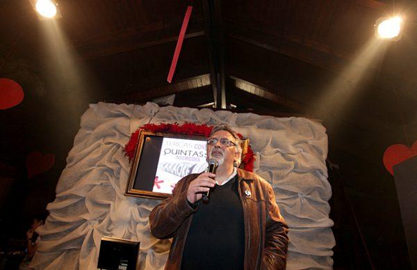 O Terceiro Reich, de Roberto Bolaño apresentado em festa