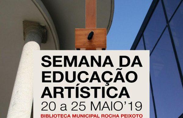 Biblioteca Municipal assinala Semana da Educação Artística da UNESCO