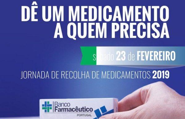 Bolsa Concelhia de Voluntariado colabora com Banco Farmacêutico