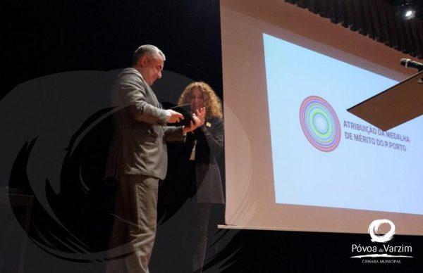 Câmara distinguida com Medalha de Mérito pelo Politécnico do Porto