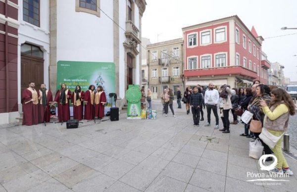 Campanha de sensibilização para a separação dos resíduos