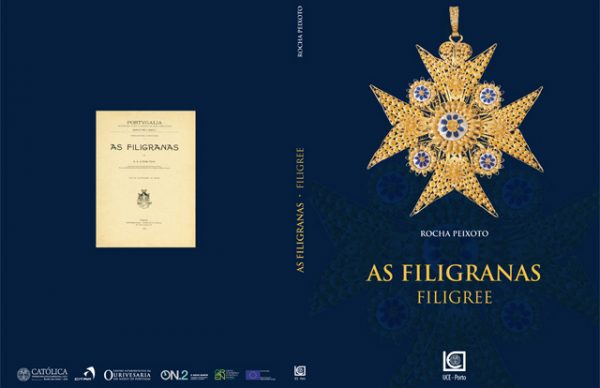 Estudos sobre filigranas e uso do ouro no Norte do país apresentadas em livro