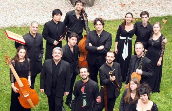 Capella Sanctae Crucis atua no 39º Festival