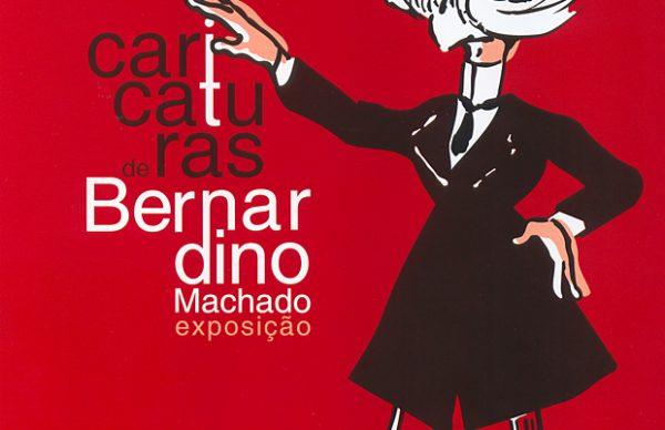 Caricaturas de Bernardino Machado – exposição na Biblioteca, a partir do dia 11