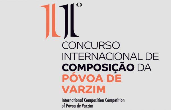 Resultados do 11º Concurso Internacional de Composição da Póvoa de Varzim