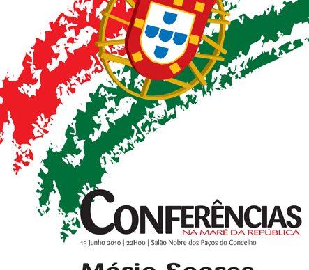 Mário Soares abre Ciclo de Conferências na Póvoa