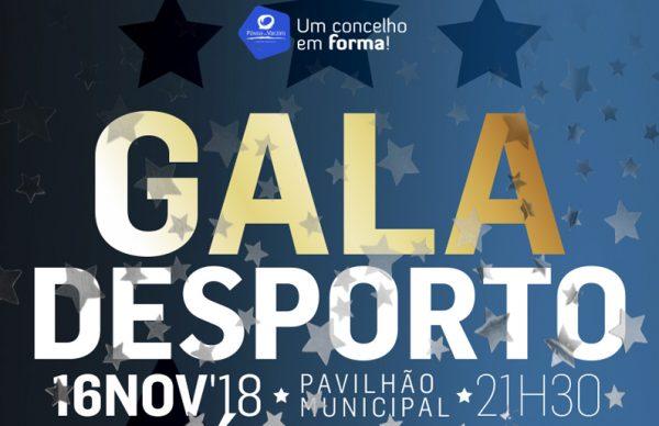 Desporto veste-se de Gala no dia 16 de novembro