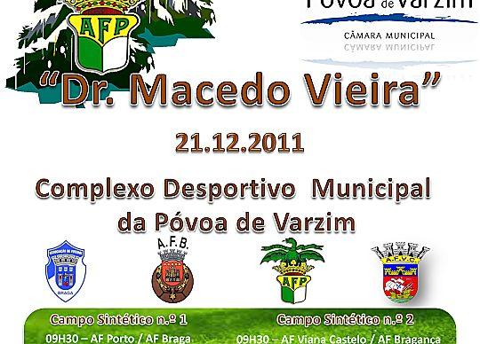 """XXV Torneio de Natal sub-14 """"Dr. Macedo Vieira"""""""