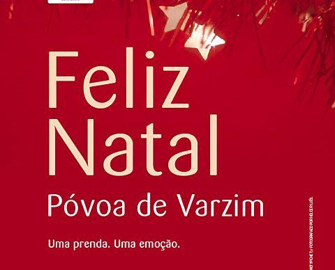 Pai Natal chega amanhã à Póvoa de Varzim