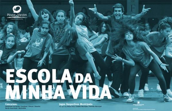 Projeto Escola da Minha Vida 2012/2013