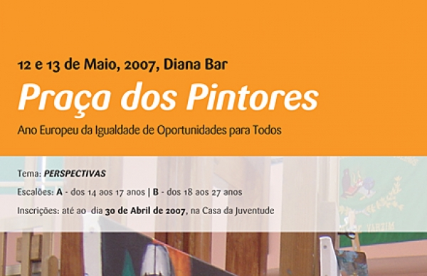 Praça dos Pintores 2007