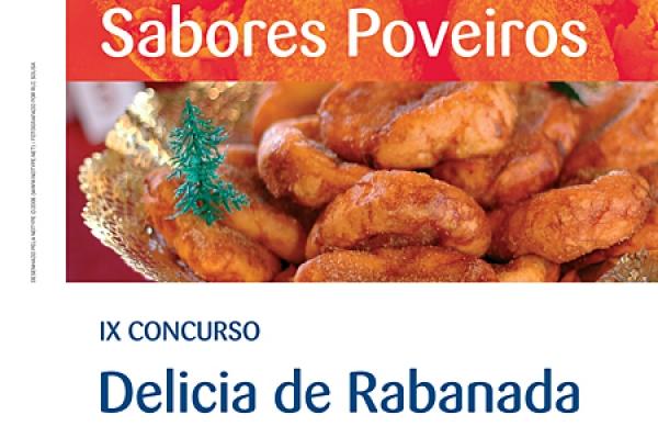 Concurso Delícia de Rabanada – prova de rabanadas no domingo, dia 17, às 16h00