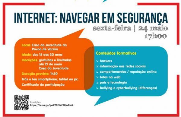 Casa da Juventude ensina a navegar em segurança na internet