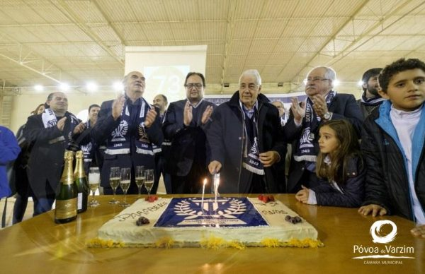 CD Póvoa celebrou 73º aniversário