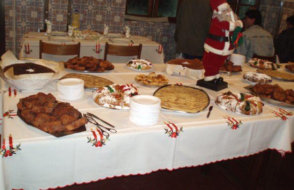 A Beneficente organiza ceia de Natal