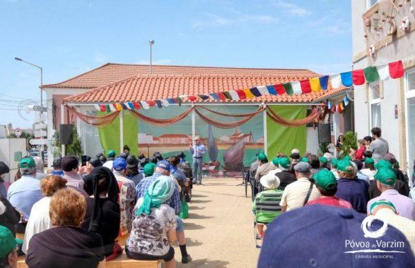 Centro Ocupacional da Lapa festejou São Pedro